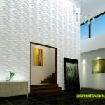 3 boyutlu duvar panoları